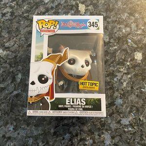 Elias-Magus Bride- HT Excl. #345